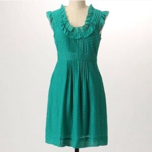 Anthropologie Behind the Clouds dress size 2